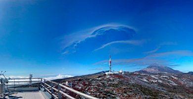 El observatorio de Izaña detecta un incremento histórico de CO2 en el planeta