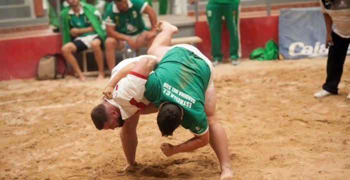 San Sebastián recibe hoy la Luchada de las Fiestas Lustrales de La Gomera