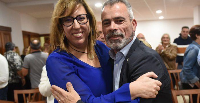 Los afiliados de CC eligen a Sandra Rodríguez candidata a la Alcaldía en 2019