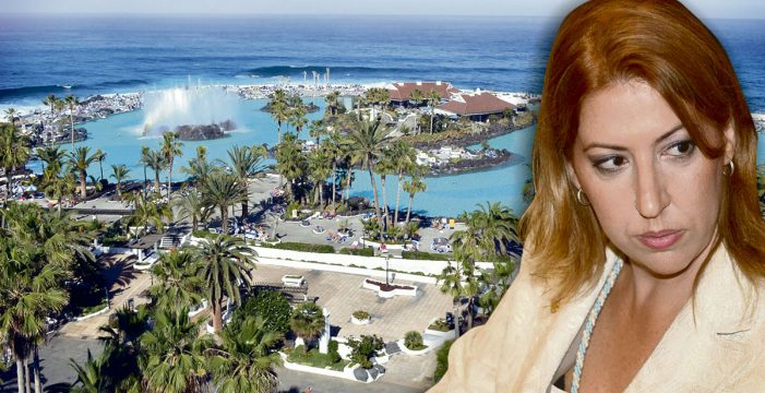 La detención de un empleado del Lago compromete la candidatura de Sandra Rodríguez (CC) en el Puerto de la Cruz