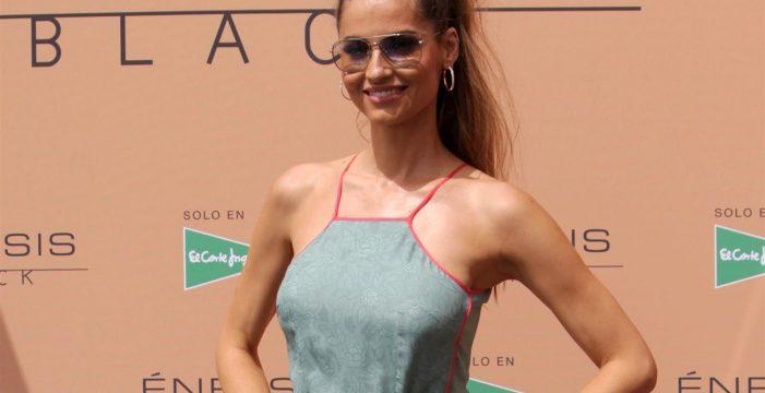 La top model canaria Ariadne Artiles habla sobre su nueva faceta como madre