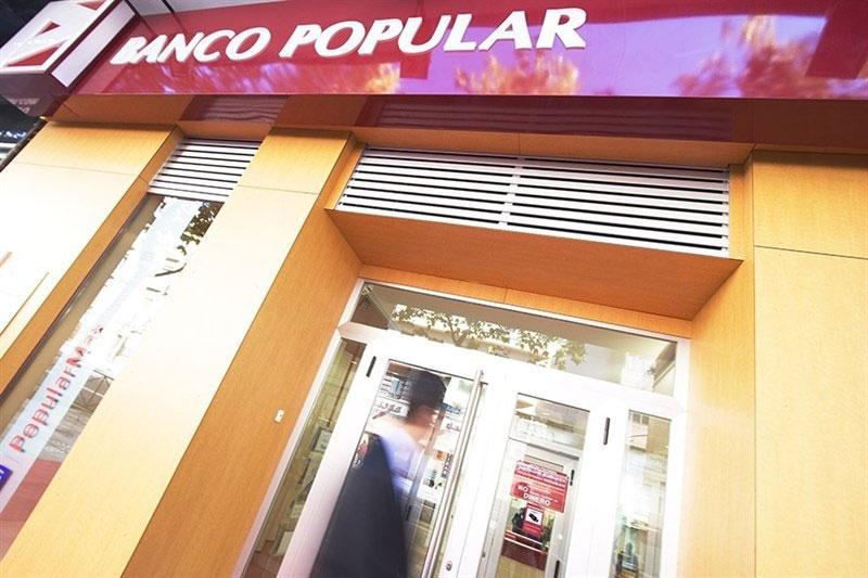 Dictan la primera condena a favor de los accionistas del for Oficinas banco popular malaga