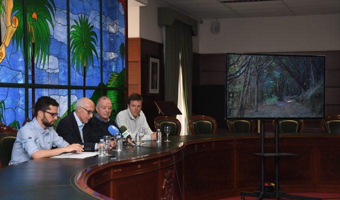 Un proyecto nacional permite revalorizar el Bosquete de Sanguino de Santa Úrsula