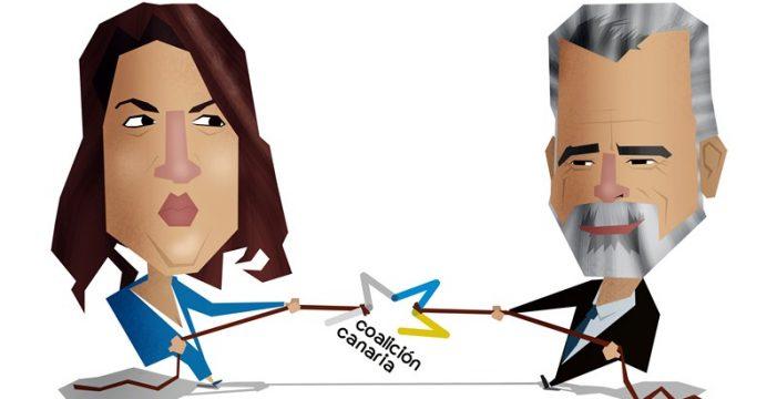Pulso político en CC por la sucesión de Marcos Brito