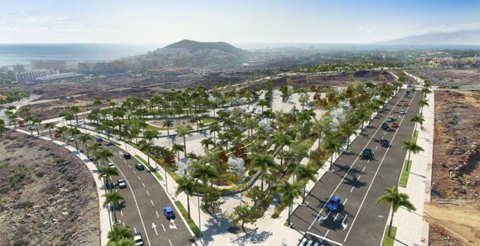 La primera licencia para construir un hotel en  El Mojón enfrenta al Gobierno de Arona y CC