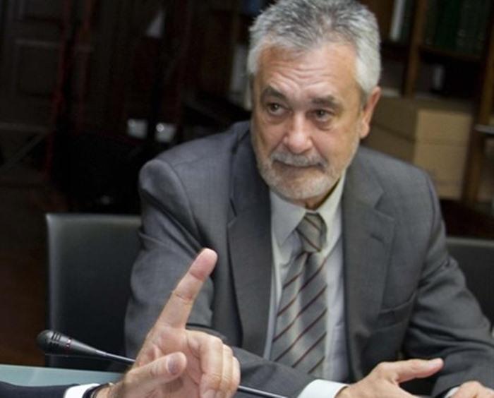 José Antonio Griñán. / EP