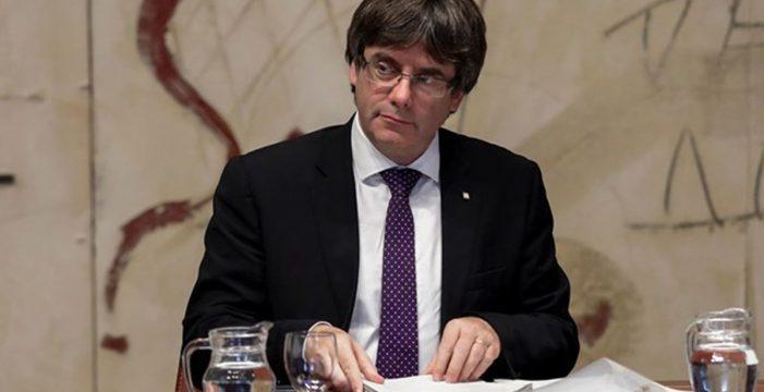 Llarena rechaza la entrega de Puigdemont por malversación