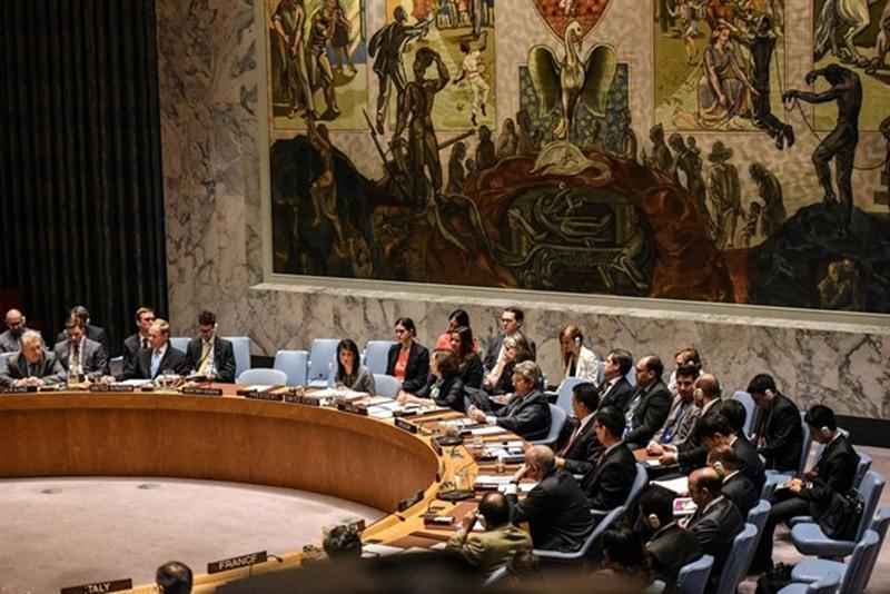 Reunión del Consejo de Seguridad de la ONU. / EP