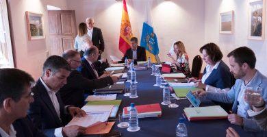 Reunión del Consejo de Gobierno. / EP