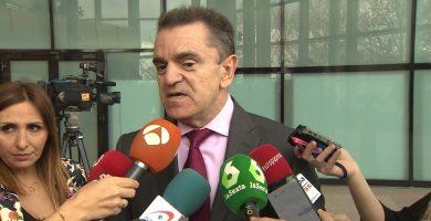 José Manuel Franco, secretario general del PSOE-M / EUROPA PRESS