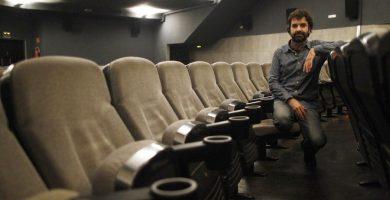 Mateo Gil estrena en Tenerife su última película, 'Las leyes de la termodinámica'