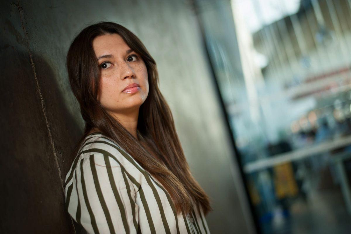 Vanessa Vallejo, economista. / F. P.