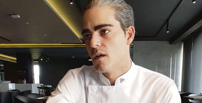 """David Rivero, chef del Kabuki: """"Mimamos el producto canario para hacer comida japonesa"""""""