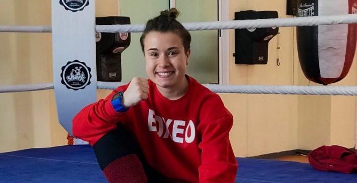Miranda Reverón, talento tinerfeño al servicio de la selección