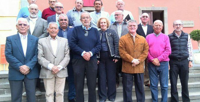 Calínico rinde homenaje al extinto Patronato Insular de Turismo