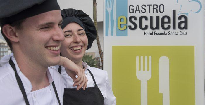 Dos tinerfeños compiten en la final del VI Premio Promesas de la alta cocina