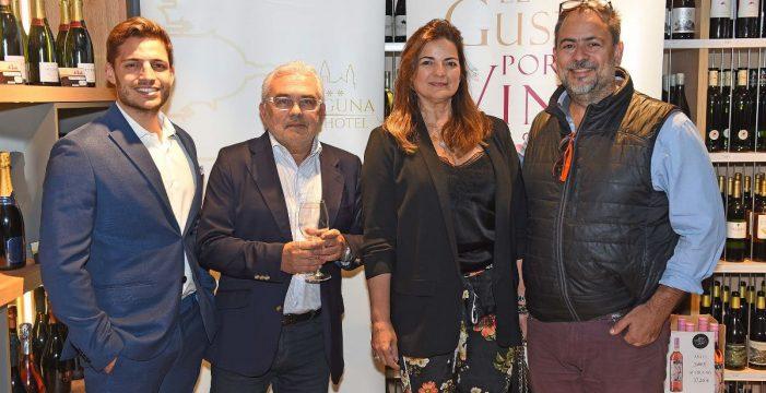 El Gusto por el Vino inaugura una tienda en La Laguna Gran Hotel