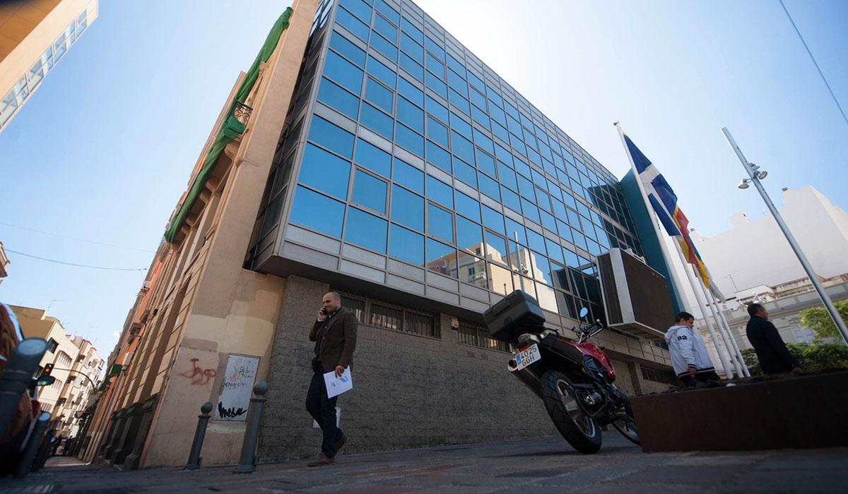 La Sociedad de Desarrollo cerró 2017 con beneficios después de unas pérdidas de 200.000 euros en 2016. F. P.
