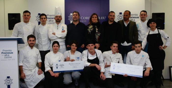 Una cordobesa gana el VI Premio Promesas de la Alta Cocina Le Cordon Bleu