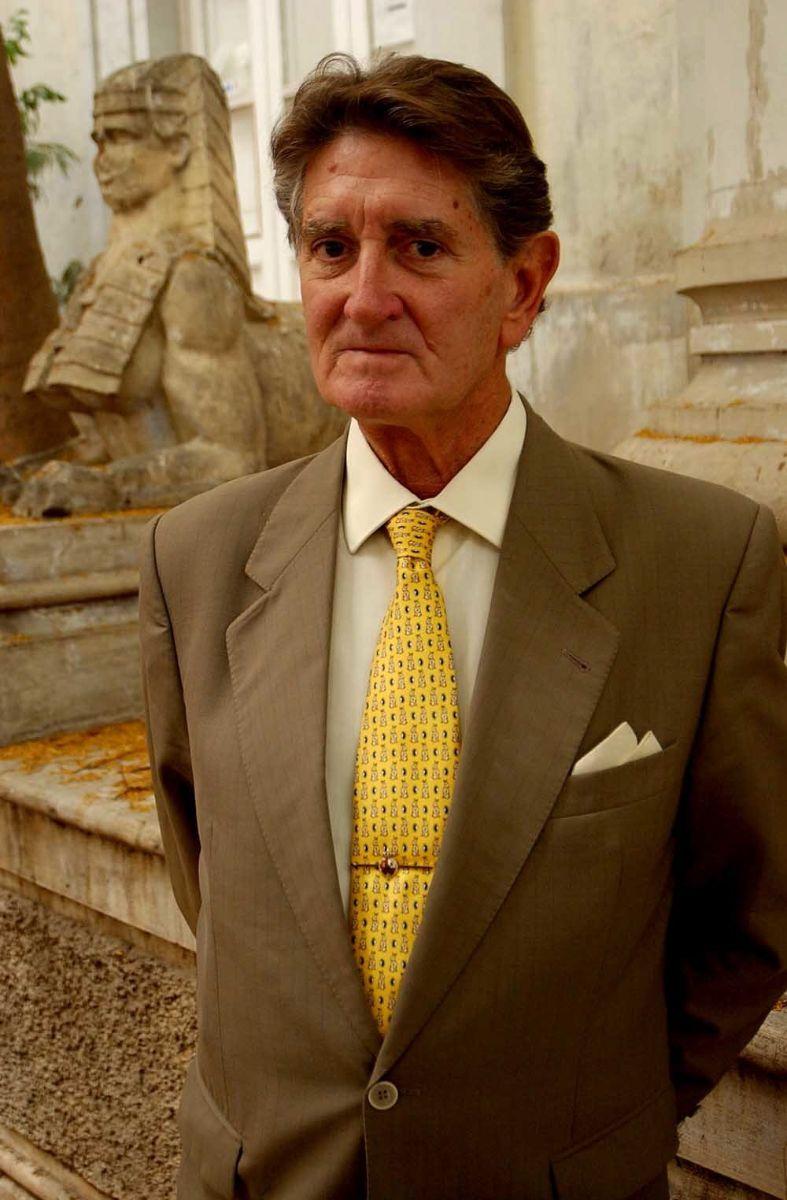 Alfonso Soriano Benítez de Lugo, en su etapa de concejal. Fran Pallero