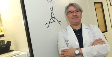 Agustín Valenzuela es un experto en sida de reconocido prestigio nacional. Sergio Méndez