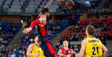 Imágenes del Baskonia contra el Iberostar Tenerife / ACB Media