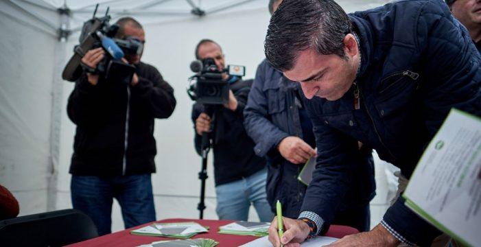 Domínguez y Zurita (PP) apoyan la campaña para mantener la prisión permanente revisable