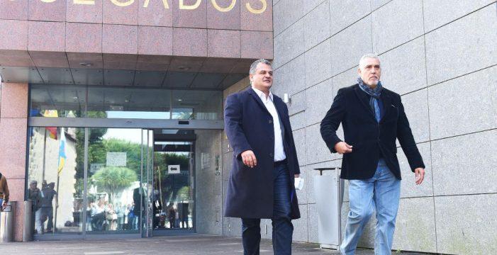 Díaz (CC) omite a la jueza que la Guardia Civil investigaba las grúas laguneras por saqueo de coches