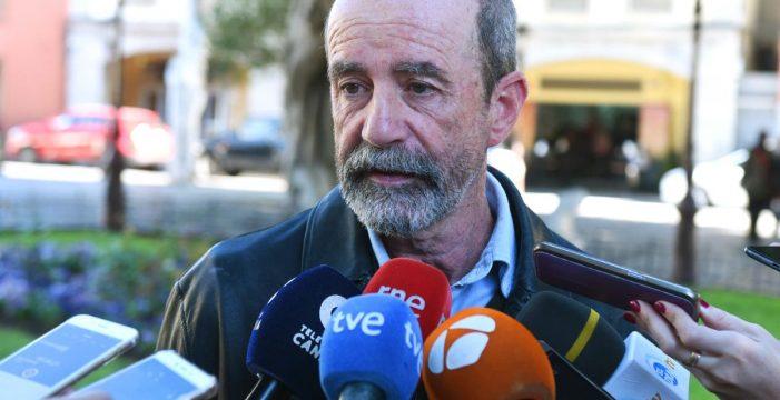 """Santiago Pérez: """"Díaz es importante, pero el director de la orquesta es Fernando Clavijo"""""""