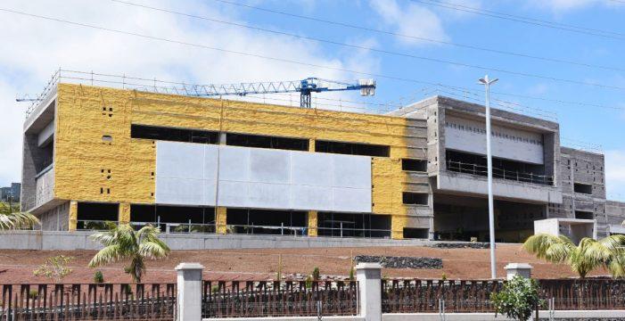 El parque tecnológico de Las Mantecas estará finalizado en otoño