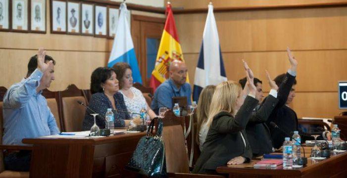 El 45% del pleno vota en contra del mayor Presupuesto de Candelaria en una década