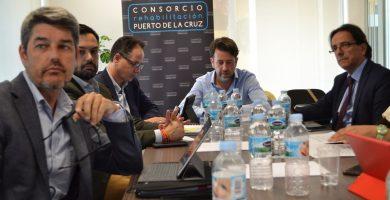 En la última reunión, el Consorcio dio su respaldo económico a Mueca. DA