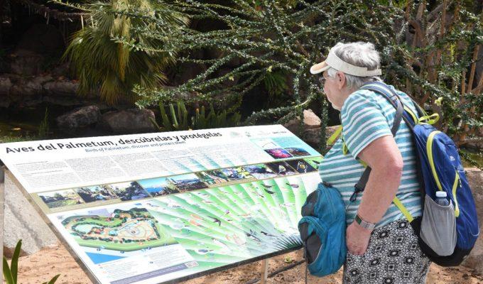 Premian al Palmetum como el mejor jardín público de España