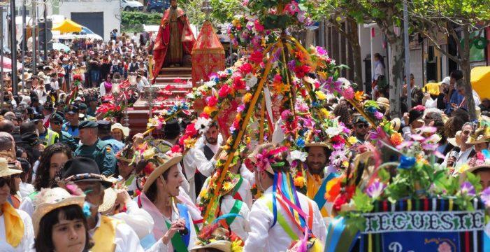 Medio siglo disfrutando de las tradiciones