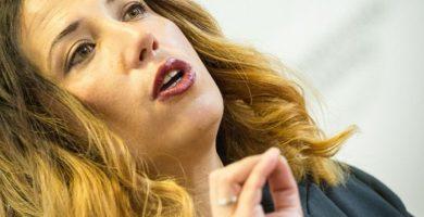 """Patricia Hernández: """"La infamia no es que se cuente, la infamia es que suceda"""""""