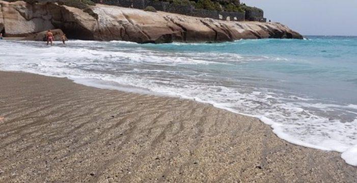Invierten dos millones de euros en la nueva playa del Duque en Adeje