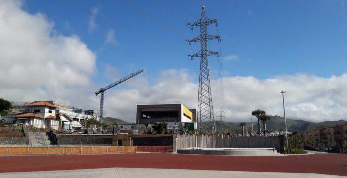 El Cabildo avanza en las obras del Polo Científico y Tecnológico INtech Tenerife, en La Laguna