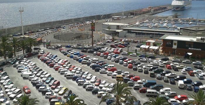 El Ayuntamiento exige a Puertos que devuelva 8.000 metros a la capital