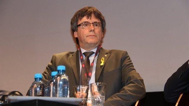 TS rebate al tribunal alemán que no entregó a Puigdemont por rebelión