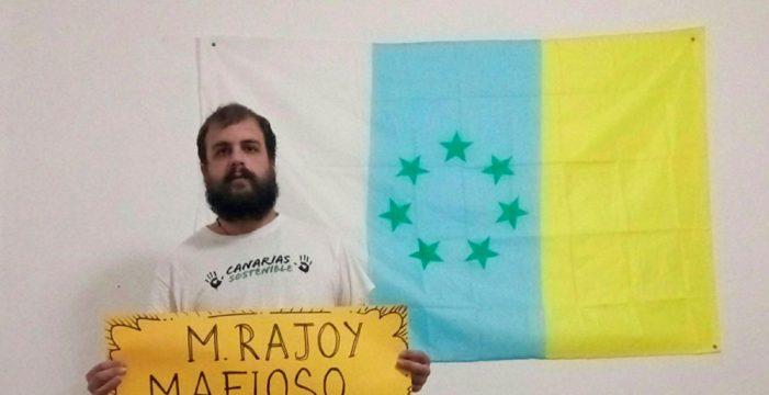 Detenido Roberto Mesa por supuesto delito de odio contra la corona