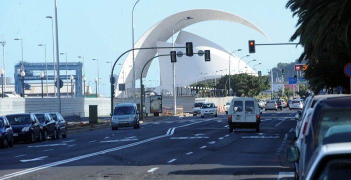 El Rallye Isla de Tenerife obliga a modificar el tráfico en Santa Cruz