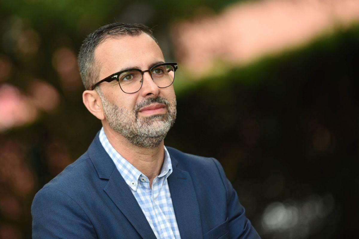 Mariano Cejas, portavoz de Ciudadanos en Canarias | Foto: Sergio Méndez