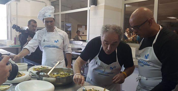 Ferran Adrià inventa el puchero marino o de cuaresma
