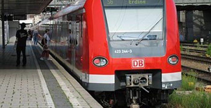 Una abuela con un 'juguete' desata las alarmas en un tren de Múnich