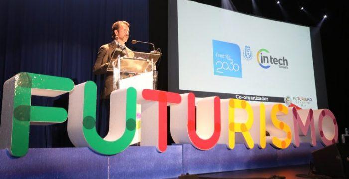 Tenerife 2030 coorganiza el V Futurismo Canarias, donde se abordan las tendencias y nuevos retos del sector