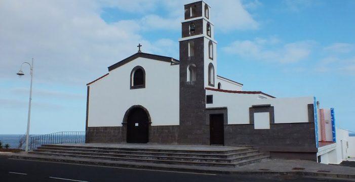Roban 80 euros en la Iglesia de la Virgen de los Pobres, en Arico