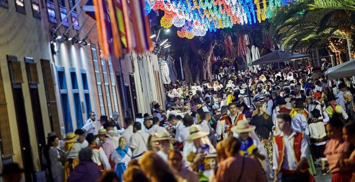 Santa Cruz, lista para sus fiestas de mayo