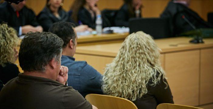Las defensas de los nueve acusados del caso Corredor piden la anulación de las escuchas