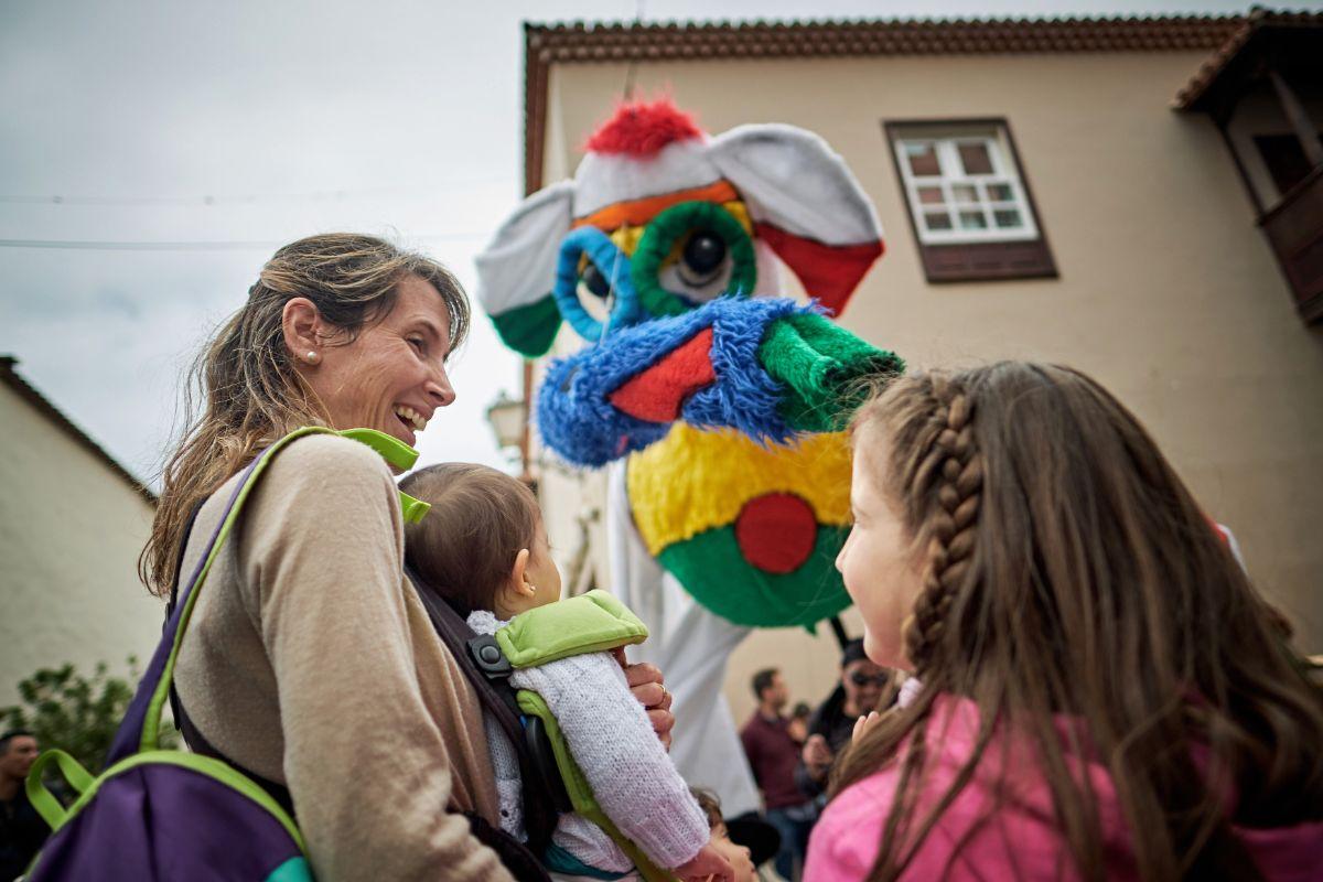 Festival Mueca. / Andrés Gutiérrez