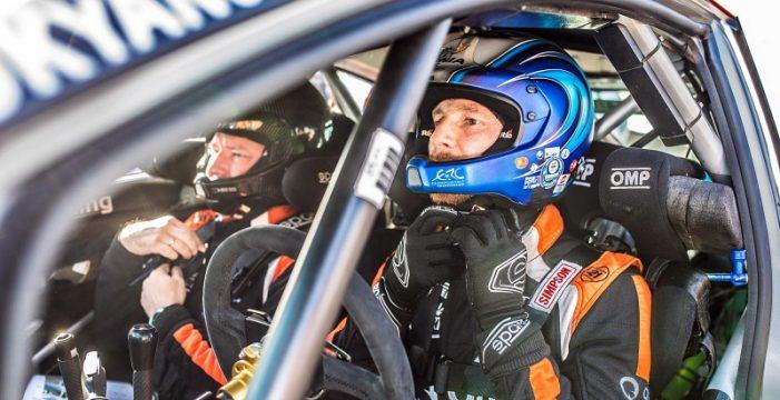 Lukyanuk-Arnautov, impecables en la primera sección del Rally Islas Canarias